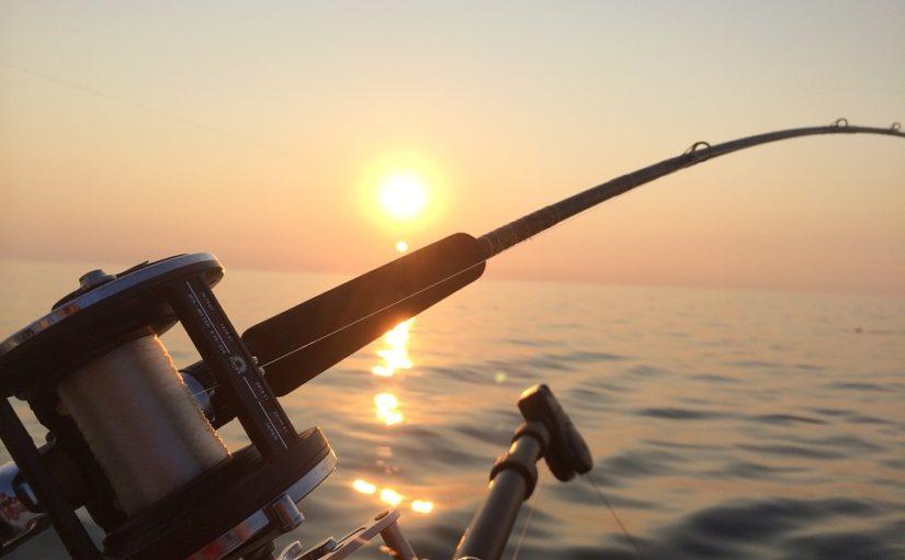 Vattentäta vadarbyxor för en perfekt fisketur